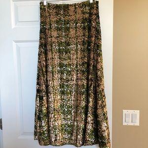 Zara Skirts - 💗Zara Limited Edition Sequin Skirt💗Bloggers Fave